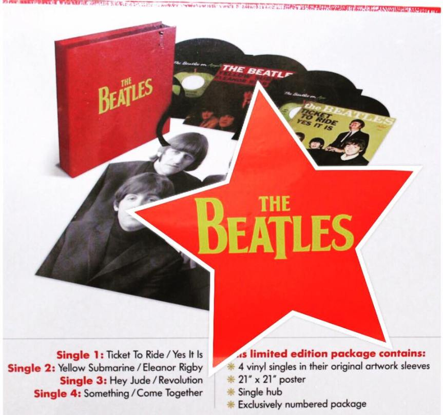 Just A Few Days Left To Enter The Beatles Music GIVEAWAY!